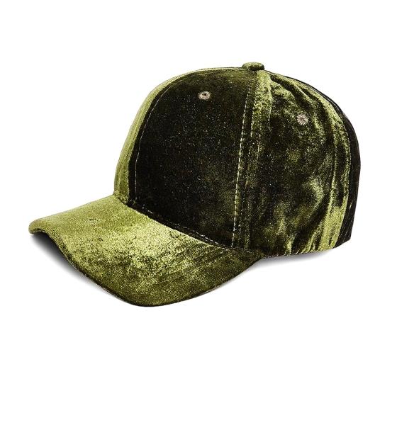 pantone velvet hat