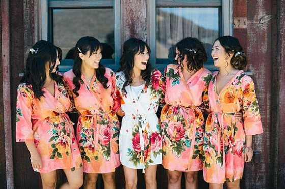 BridesmaidKimonos