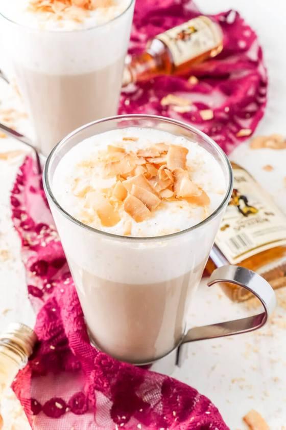 Vanilla-Coconut